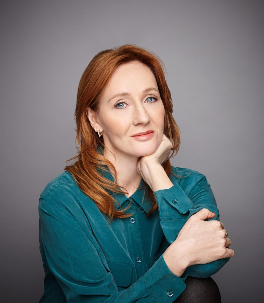 Photo of Author J.K. Rowling